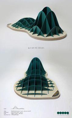 Concept Models Architecture, Architecture Model Making, Origami Architecture, Architecture Design, Shape Design, Design Model, Paper Structure, Ceiling Light Design, App Design Inspiration