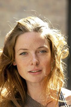 The White Queen's Rebecca Ferguson would make a perfect Miss Wilkins.