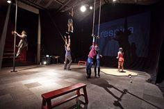 Espetáculo Na Esquina- Rio Acima - MG