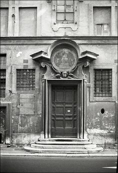 San Carlo alle Quattro Fontane, Roma 1636, Francesco Borromini