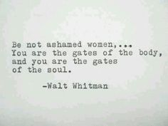 Walt Whitman                                                                                                                                                                                 More