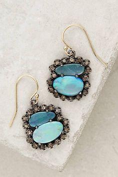 Maritana Opal Earrings