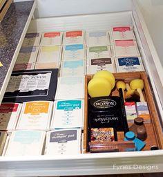 Craft Room Organizing Ideas ‹ FYNES DESIGNSFYNES DESIGNS