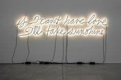 If I Can't Have Love I'll Take Sunshine