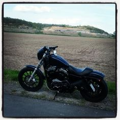 Rubbermount_EFI BluBeaSSt Build thread - Page 3 - The Sportster and Buell Motorcycle Forum