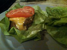 Specific Carbohydrate Diet For Life: SCD Recipe: Lettuce Wrapped Cheeseburgers