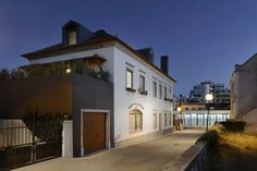 Photo 2 of 16 in An Architect Renovates His 1920s Home in Portugal, While Preserving the Exterior Shell - Dwell