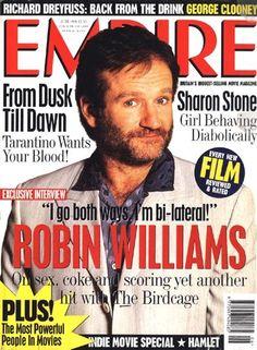 robin williams magazine cover - Google Search