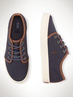 Ethan Low Sneaker - Junior Junior 3.5-7 - RalphLauren.com