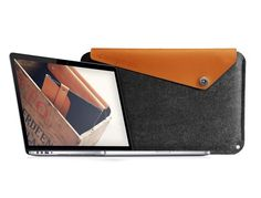 "UGH, want. Fancy - Macbook Pro Retina 15"" Sleeve by Mujjo"