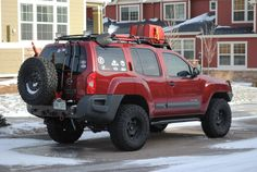 Have Xoskel Pictures? Post Them Here - Page 9 - Second Generation Nissan Xterra Forums (2005+)