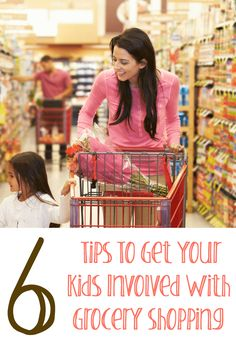 My kids are going to love getting more involved with me at the grocery store. Shopping can be boring for parents and kids, but these are wonderful tips. I love the bonus tips for getting your toddler involved too!