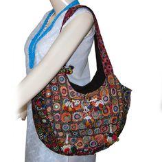 This Eye-Catching Bangara Bag  Intricately Designed Bag