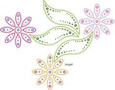 Bloem | Bloemen en Planten | glittermotifs