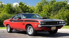 1970 Dodge Challenger T/A 340 Six Pack, 4-Speed, Sold New at Mr. Norm's presented as lot S156 at Schaumburg, IL 2015