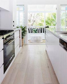 Home Decor Kitchen .Home Decor Kitchen White Galley Kitchens, Modern Farmhouse Kitchens, Home Kitchens, Modern Kitchen Design, Interior Design Kitchen, Kitchen Contemporary, Home Decor Kitchen, New Kitchen, Kitchen White
