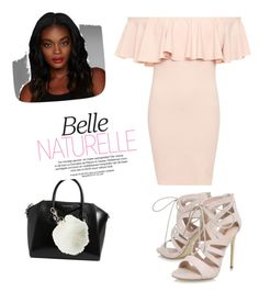 """""""Belle Naturelle"""" by sarahssmba on Polyvore featuring WearAll, Carvela, Givenchy, Charlotte Russe and Urban Decay"""