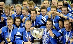 Finnish Hockey Team 2011