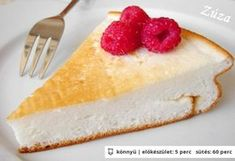 Görög joghurtos torta görög joghurt liszt tojás xilit Healthy Sweet Snacks, Healthy Sweets, Healthy Meals, Cake Recipes, Dessert Recipes, Hungarian Recipes, Hungarian Food, Dessert Drinks, Eat Dessert First