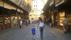 One of the top ten easiest cities to do with little kids - Florence, Italy