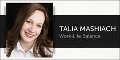 Mom of 5 and Eved CEO Talia Mashiach On Work-Life Balance