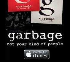 Garbage...love the sound