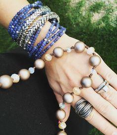 We've got the blues!  #pdarmparty #premierdesigns #premierjewelry