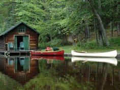 """Lake House Style . . . """