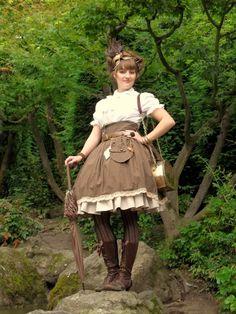 Steampunk Lolita
