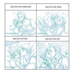 APH LUDXFELI - KISS MEME '3' by kuroneko3132 on DeviantArt