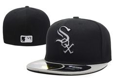 MLB Chicago White Sox New Era Size Hats Fitted Caps