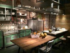 25 best industrial kitchen ideas to get inspired - Industrial Kitchen Ideas