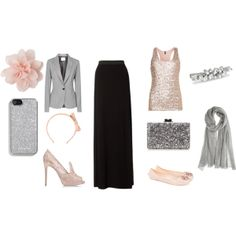 """Shine in Pink"" by kdanibragg on Polyvore"