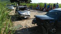 Blog do Oge: Acidente deixou 11 pessoas Feridas em Vicência Per...