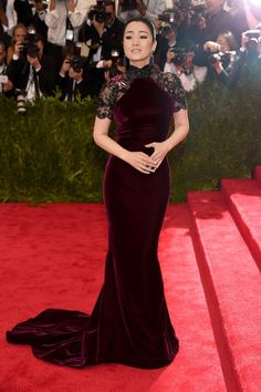 8b45caa527 Designer says only Fan Bingbing and Gong Li met the fashion criteria for  the Met Gala