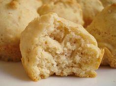 Mini Pãozinho de Minuto (vegana)