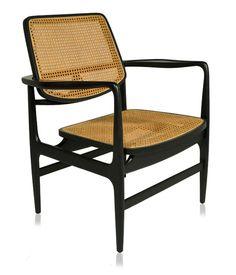 oscar chair, 1951 - sergio rodrigues