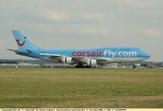 Foto Corsair Boeing 747-422 F-HKIS