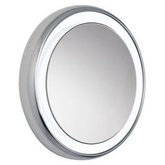 Tigris Round Surface Mirror By Tech Lighting