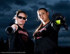 Softball Portraits
