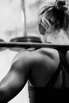 Toned arms for summer! I want them so bad (: