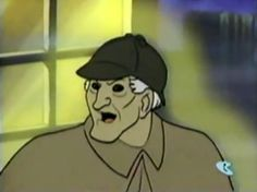 Image result for sherlock holmes scooby-doo
