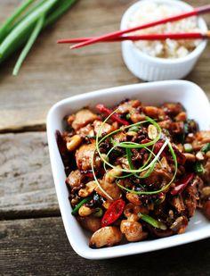 #Recipe: Kung Pao #Chicken