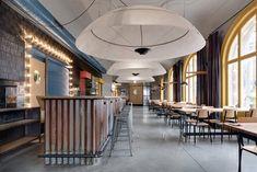 Chicago Grill , Liberec, Mjölk architects