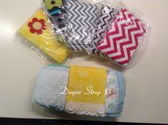 Diaper Straps