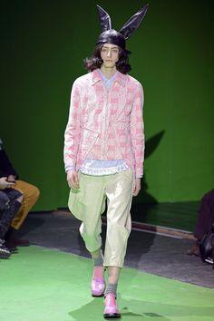Comme des Garçons Fall 2013 Menswear Collection Slideshow on Style.com
