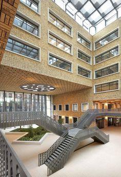 Courtesy of Neutelings Riedijk Architects + CONIX RDBM Architects