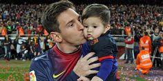 Messi ikinci kez baba oldu
