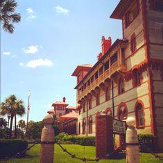 Flagler college in saint Augustine fl