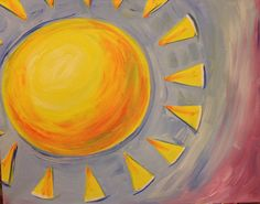 """You Are My Sunshine"" Artist: Molly Coburn"